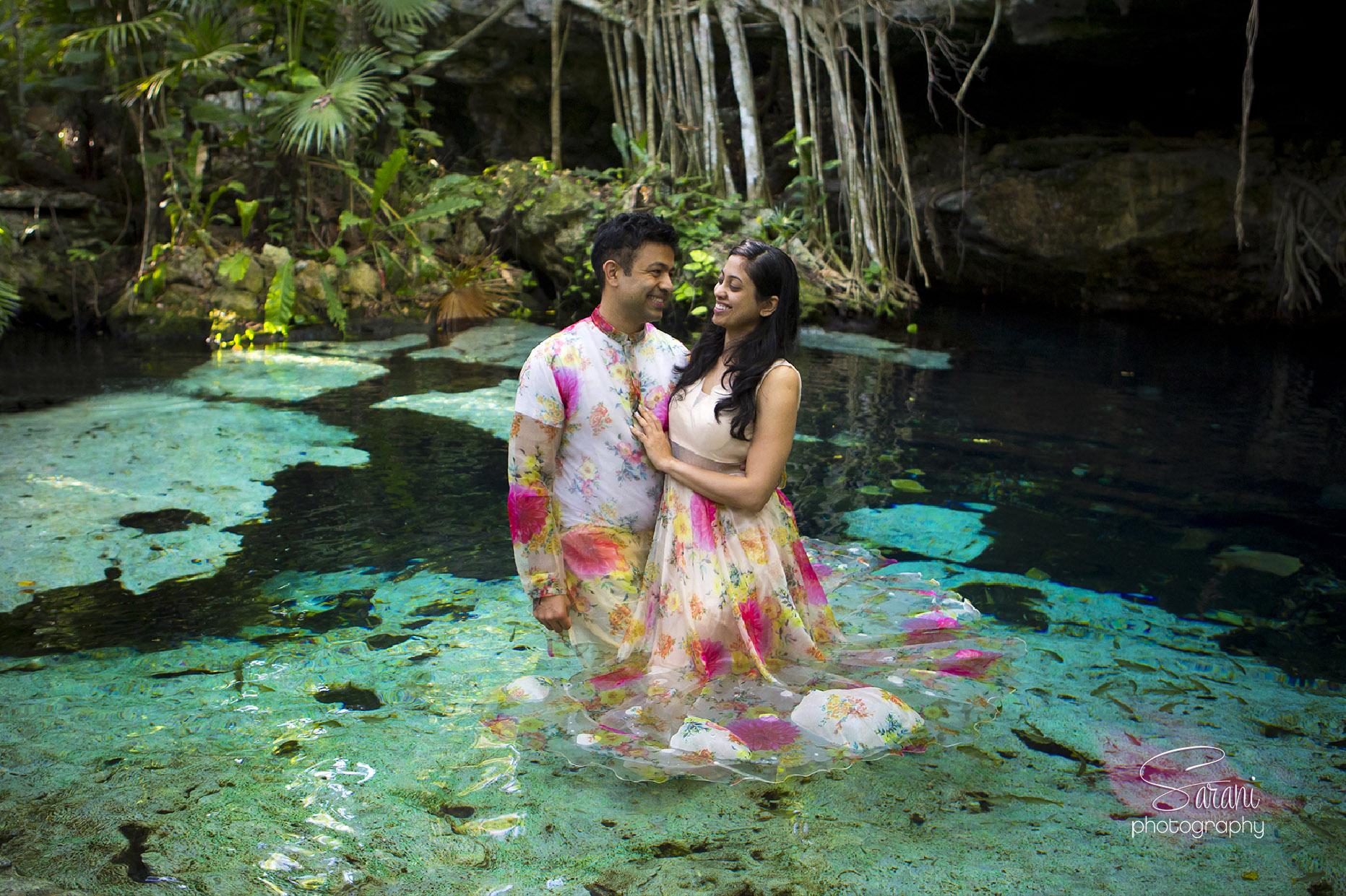 Anjali & Vishal TTD 02