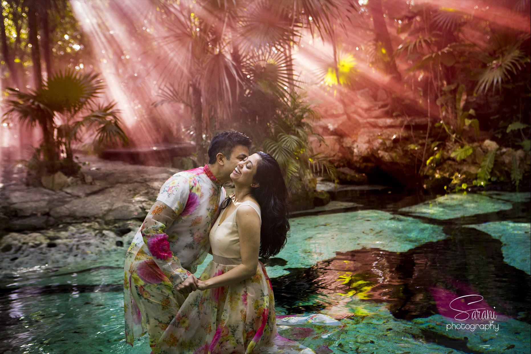 Anjali & Vishal TTD 03
