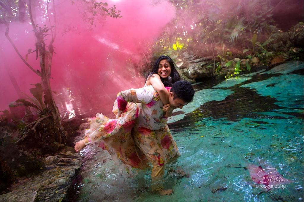 Anjali & Vishal TTD 06